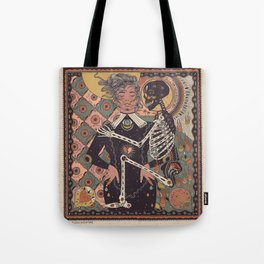 Santa Muerte -Inspired by Penny Dreadful: City of Angels Tote Bag