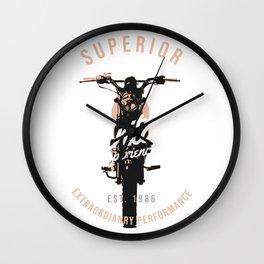 uperior Vintage Wall Clock