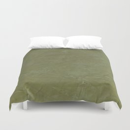 Italian Style Tuscan Olive Green Stucco - Luxury - Comforter - Bedding - Throw Pillows - Rugs Duvet Cover