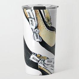 D SHOES SS17 Travel Mug