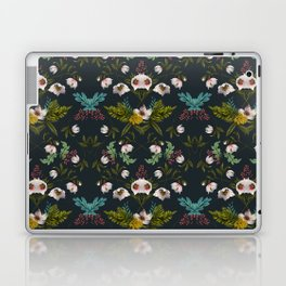 Helleborus Dark Laptop & iPad Skin