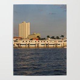 Shoreline in Fort Myers I Poster