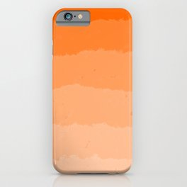 Marmalade Cloud Layers iPhone Case