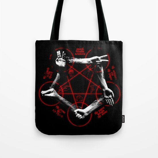 The game of the Beast Tote Bag