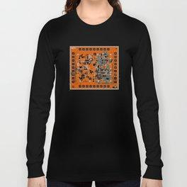 Positronic Reality Circuitry Long Sleeve T-shirt