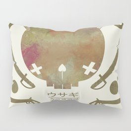 토끼해적단 TOKKI PIRATES Pillow Sham