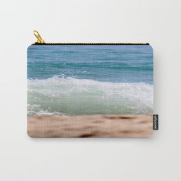 Crashing Ashore Carry-All Pouch