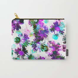 Dizzy Daisy Carry-All Pouch