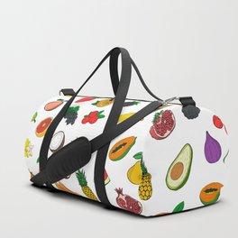 Fruit Salad Drawing Duffle Bag