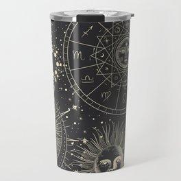 Magic patterns Travel Mug