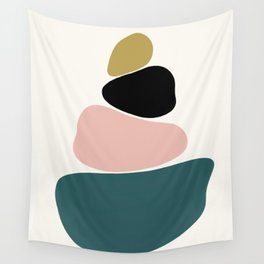 gemstones 1 Wall Tapestry