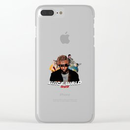 Juice Wrld Clear iPhone Case