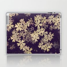 Blazing in Gold and Quenching in Purple Laptop & iPad Skin