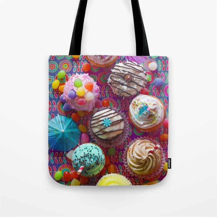 Cupcake du Jour Tote Bag