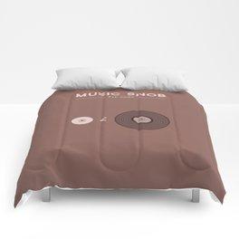 """Still NOT """"The New Vinyl"""" — Music Snob Tip #082.5 Comforters"""