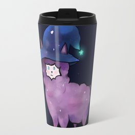Witch Alpaca Travel Mug