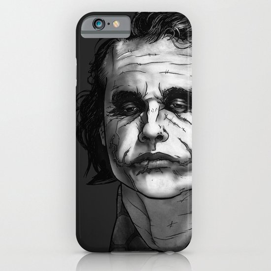 Now I'm Always Smiling // The Dark Knight iPhone & iPod Case