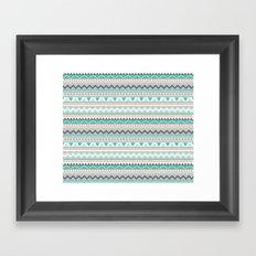 Pattern No. 3 Framed Art Print