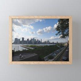 Tourist Stop Framed Mini Art Print