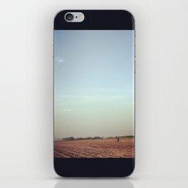 Headed to Infinity iPhone Skin