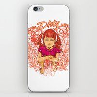 dirty dancing iPhone & iPod Skins featuring Dirty by Tshirt-Factory