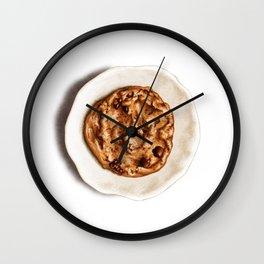 My Ultimate Vegan Chocolate Chip Cookie Wall Clock