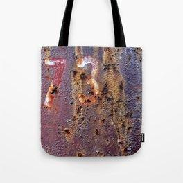 Colors of Rust _723 / ROSTart Tote Bag