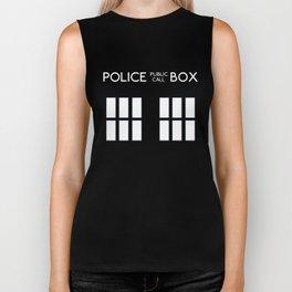 Doctor Who, Tardis Biker Tank
