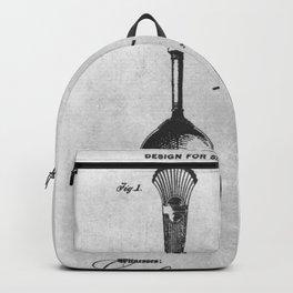 Spoon handles Backpack