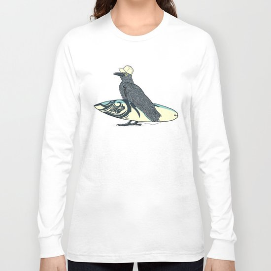 Birdwatch Long Sleeve T-shirt