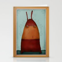 bunny Stationery Cards featuring bunny by marie_g