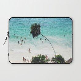 Playa Paraiso Laptop Sleeve