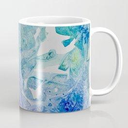 Water Scarab Fossil Under the Ocean, Environmental Coffee Mug