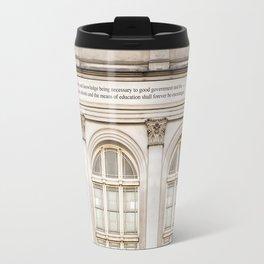 The Northwest Ordinance of 1787 Travel Mug