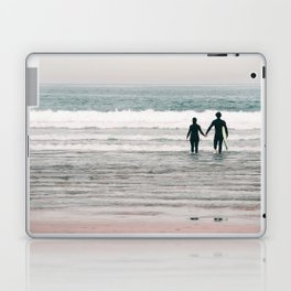 surf love Laptop & iPad Skin