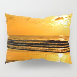Golden Morning Pillow Sham