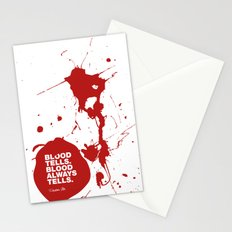 Dexter no.2 Stationery Cards