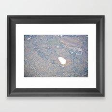 GEOgraphy VI Framed Art Print