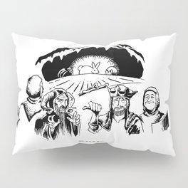 Monty Python: Killer Rabbit Pillow Sham