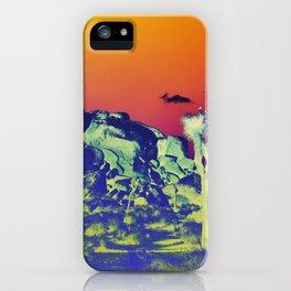 JOSHUA TREE 45 EXCLUSION iPhone Case