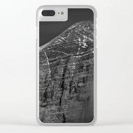 Tofana di Rozes II Clear iPhone Case