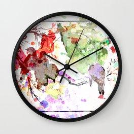 JAP Wall Clock