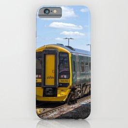 Taunton 158 iPhone Case