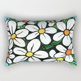 I Picked Them For You Rectangular Pillow