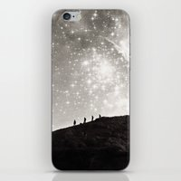 starry night iPhone & iPod Skins featuring Starry Night  by Laura Ruth