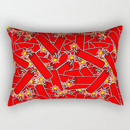 dynamite Rectangular Pillow