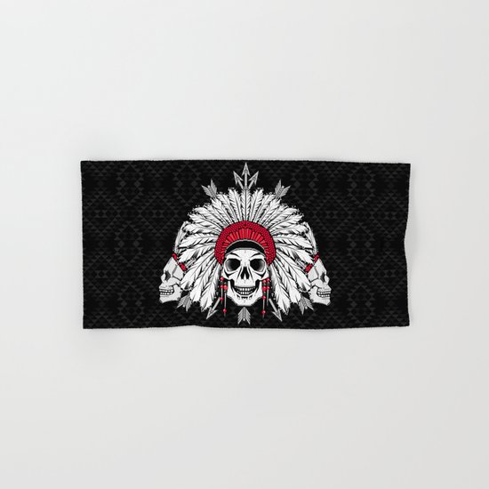 Southern Death Cult Hand & Bath Towel