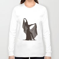 arabic Long Sleeve T-shirts featuring arabic dancer by Ricardo Jeronimo