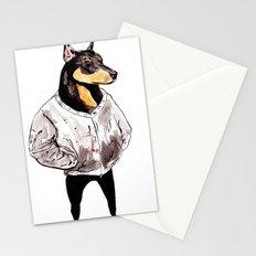 Bad Dog Stationery Cards