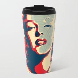 marylin Monroe affiche Travel Mug